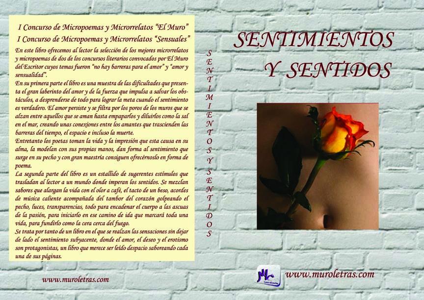 Libro sentimientos y sentidos