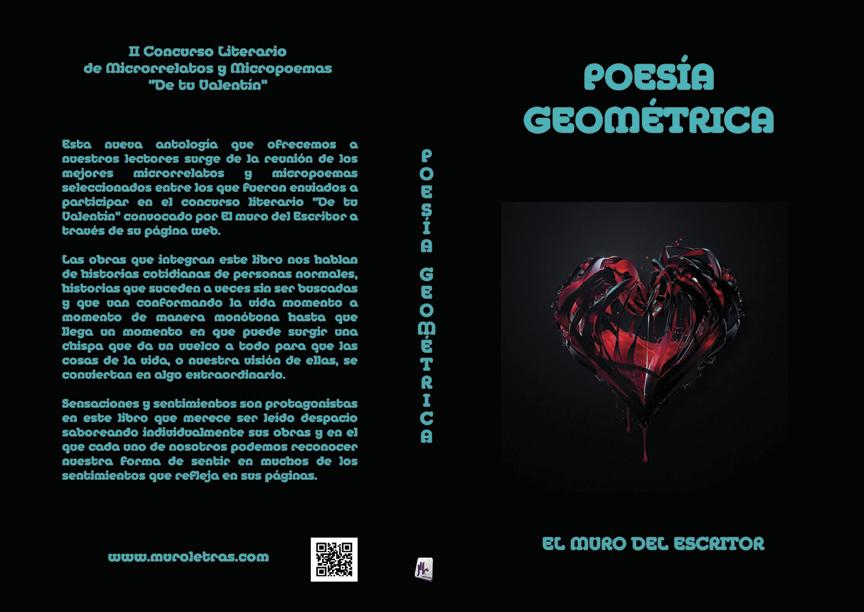 Libro Poesía geométrica