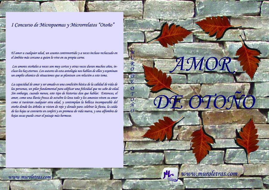 Libro amor de otoño