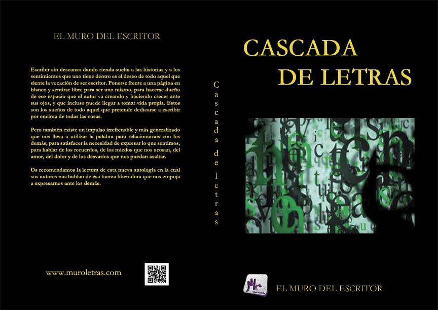 Libro Cascada de letras