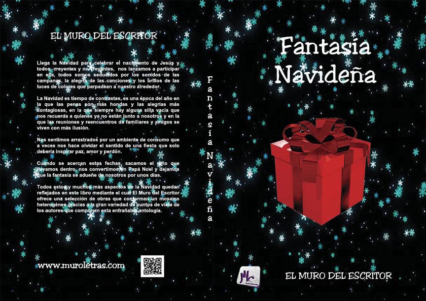 Libro Fantasía navideña