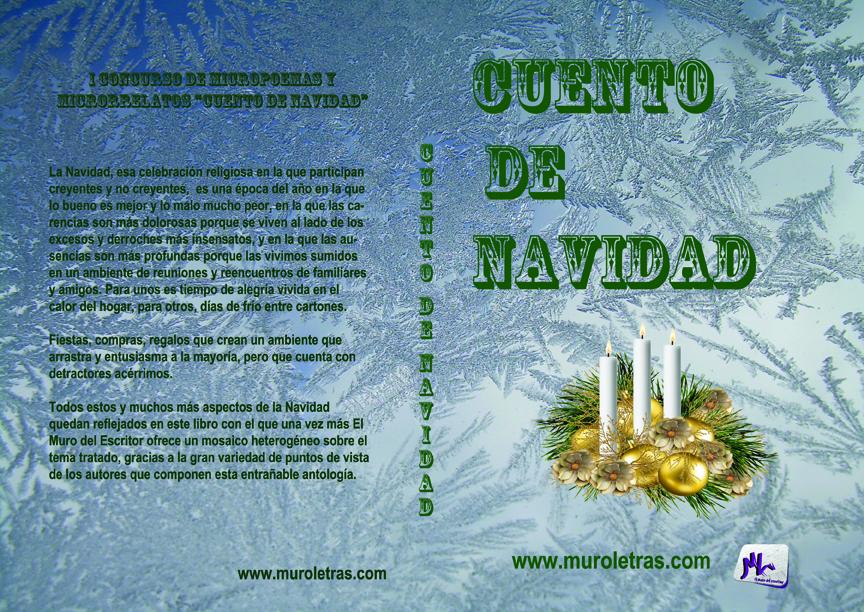 Libro cuento de navidad